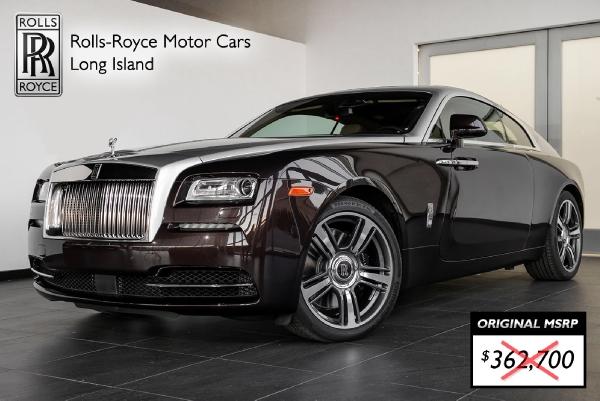 2014 rolls royce wraith rolls royce motor cars long for Motor vehicle long island