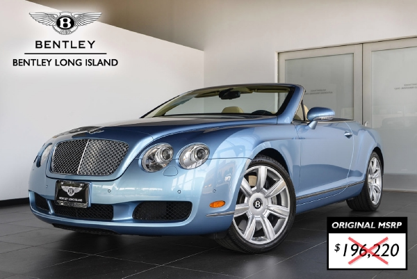 2007 bentley continental gt convertible rolls royce motor cars long. Cars Review. Best American Auto & Cars Review
