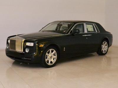 2011 Rolls Royce Phantom Gatsby Edition Rolls Royce