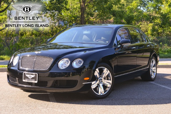 2007 bentley continental flying spur rolls royce motor cars long island pre owned inventory. Black Bedroom Furniture Sets. Home Design Ideas
