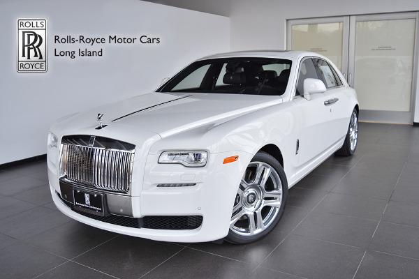 2016 Rolls Royce Ghost Series Ii Rolls Royce Motor Cars