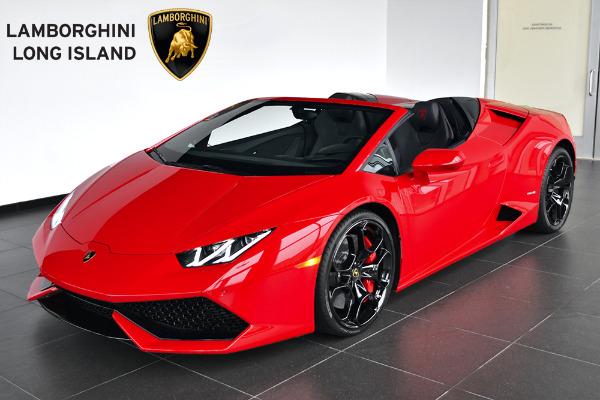 2017 Lamborghini Huracan Spyder Rolls Royce Motor Cars