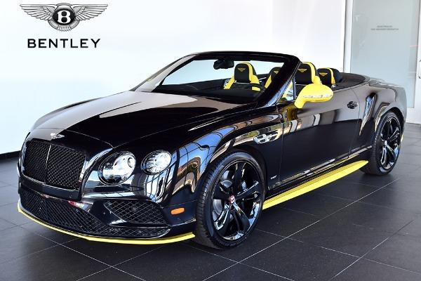 2017 bentley continental gt v8 s convertible mulliner black edition rolls royce motor cars. Black Bedroom Furniture Sets. Home Design Ideas