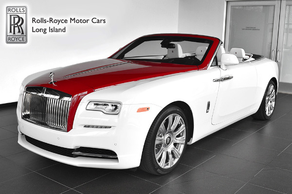 2017 Rolls Royce Dawn Rolls Royce Motor Cars Long Island