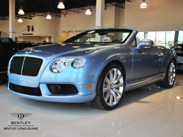 2013 Bentley Continental Gt V8 Convertible Rolls Royce