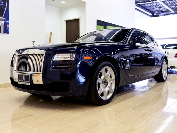Rolls-Royce Motor Cars Long