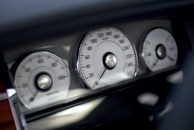 Rolls Royce Ghost Specs