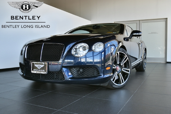 2014 Bentley Continental GT V8 V8 Mulliner