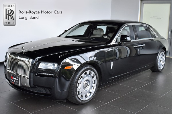 2014 Rolls-Royce Ghost EWB Extended Wheel Base