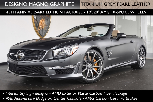 2013 Mercedes Benz SL65 Roadster AMG