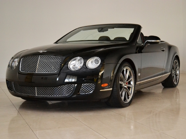 2011 Bentley Continental Gt Speed Convertible 80 11 Edition Rolls