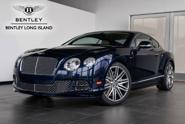2015 Bentley Continental GT Speed - Rolls-Royce Motor Cars Long ...