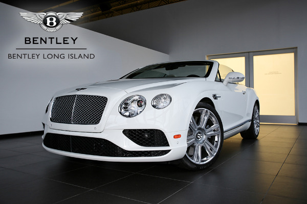 2016 bentley continental gt convertible w12 rolls royce motor cars long island new inventory. Black Bedroom Furniture Sets. Home Design Ideas
