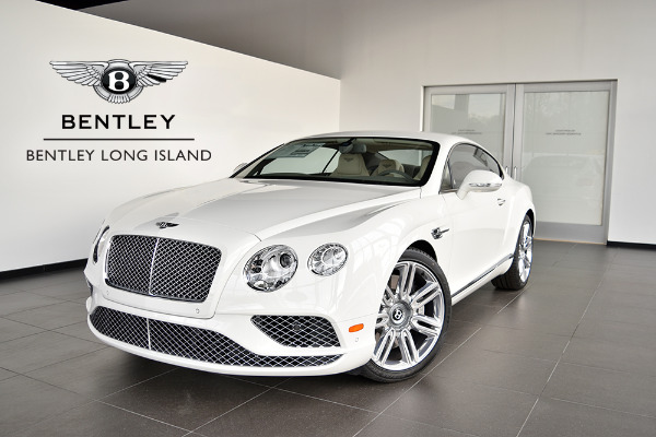 2016 Bentley Continental GT W12 Mulliner