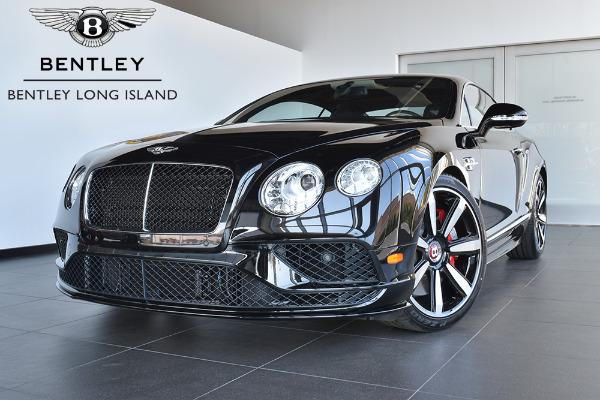 2016 Bentley Continental GT V8 S V8 S Mulliner - Rolls-Royce Motor ...