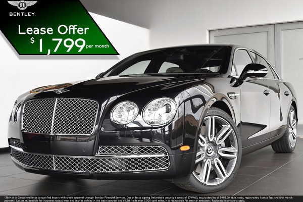 2016 Bentley Flying Spur W12 Mulliner