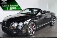 2017 Bentley Continental GT V8 S Convertible
