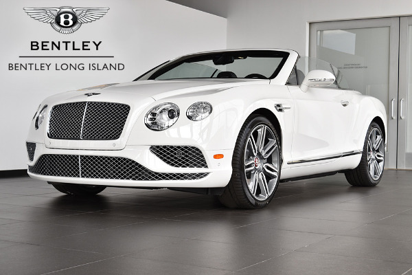 2017 Bentley Continental Gt V8 Convertible V8 Mulliner
