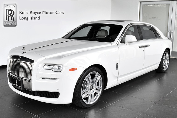 2017 Rolls Royce Ghost Ewb Series Ii
