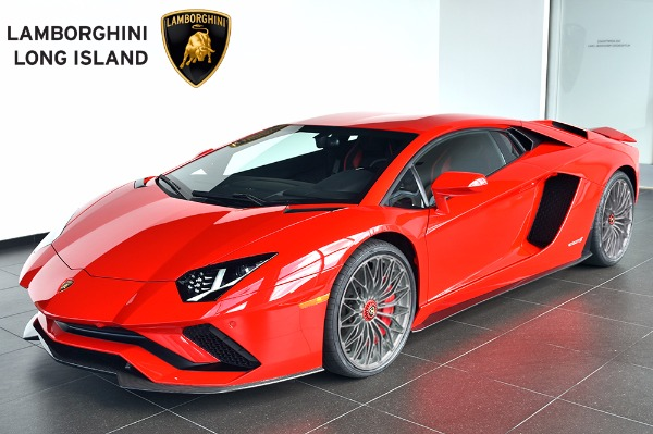 2018 Lamborghini Aventador S Rolls Royce Motor Cars Long Island