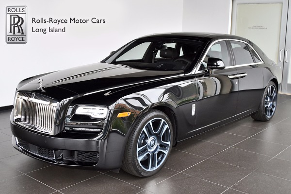 2018 rolls royce ghost series ii rolls royce motor cars. Black Bedroom Furniture Sets. Home Design Ideas
