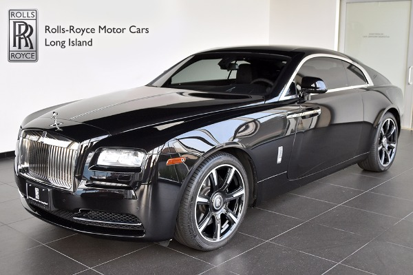 2016 Rolls-Royce Wraith Inspired by Music