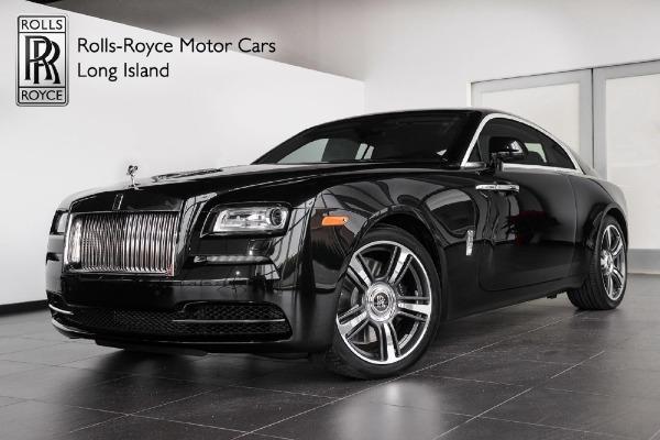 2015 rolls-royce wraith - rolls-royce motor cars long island | pre