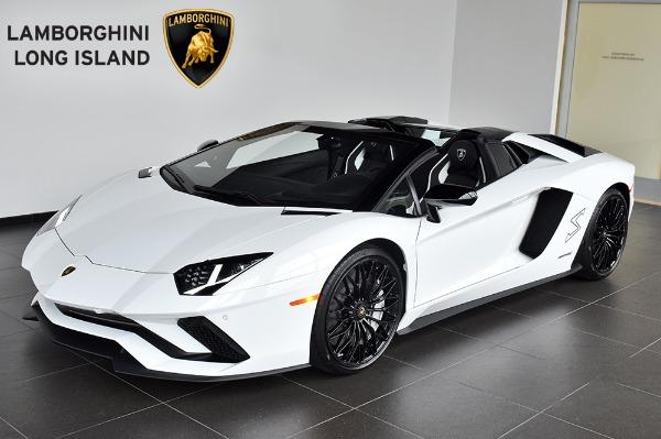 2019 Lamborghini Aventador S Roadster , Rolls,Royce Motor
