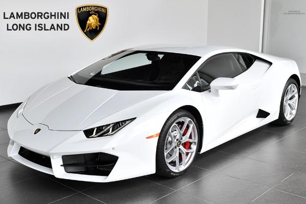 2019 Lamborghini Huracan RWD Coupe