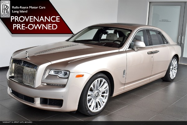 2018 Rolls-Royce Ghost Series II Base