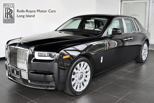 2019 Rolls Royce Phantom Sedan Rolls Royce Motor Cars