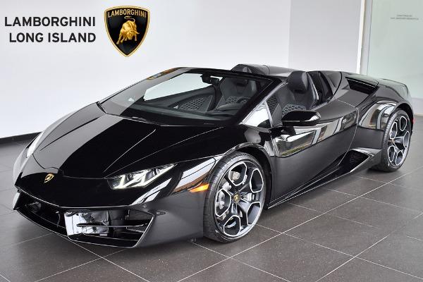 2019 Lamborghini Huracan Rwd Spyder Rolls Royce Motor Cars Long