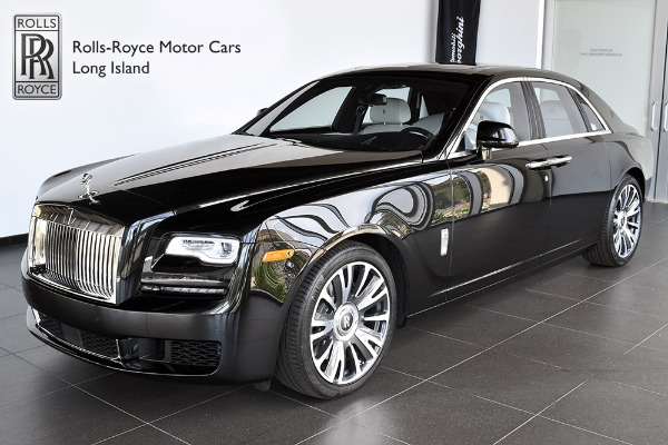 2019 Rolls-Royce Ghost Series II