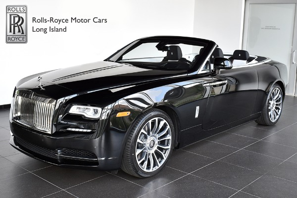 2019 Rolls-Royce Dawn