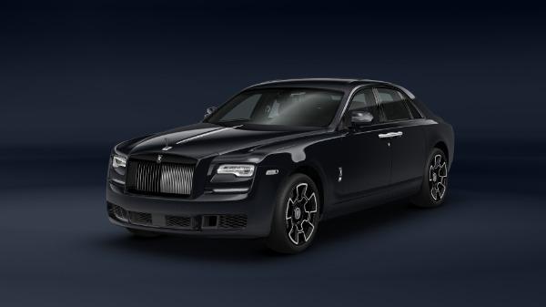 2018 Rolls-Royce Ghost Series II Black Badge