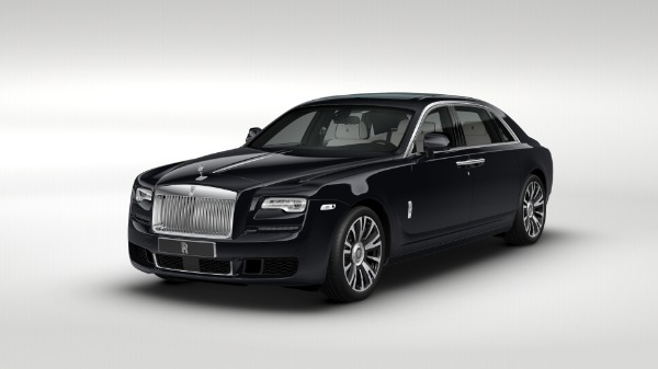 2019 Rolls-Royce Ghost EWB Series II