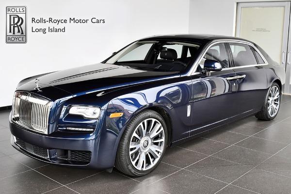 2018 Rolls-Royce Ghost EWB Series II EWB