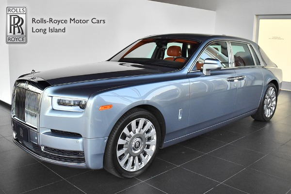 2018 Rolls-Royce Phantom Sedan SWB