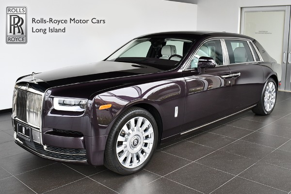 2018 Rolls-Royce Phantom Sedan EWB EWB