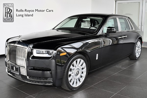 2019 Rolls-Royce Phantom Sedan SWB