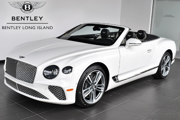 2020 Bentley Continental GT V8 Convertible GT V8