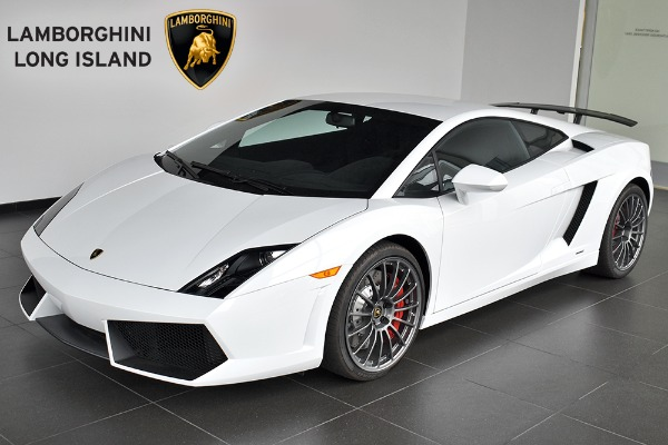 2014 Lamborghini Gallardo LP 560-2 50th Anniversario