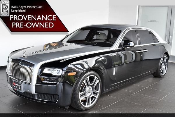 2017 Rolls-Royce Ghost Series II EWB