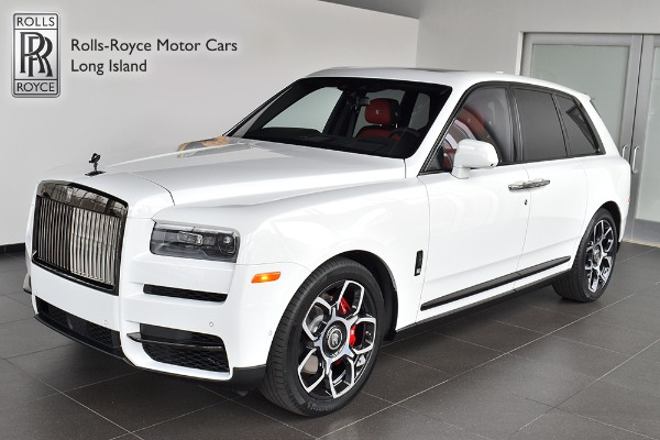 2021 Rolls-Royce Cullinan Black Badge