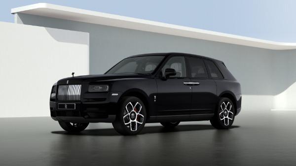 2021 Rolls-Royce Cullinan Black Badge
