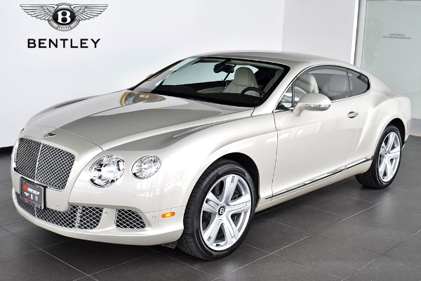 2012 Bentley Continental GT GT