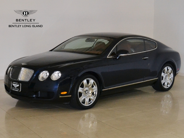 2007 bentley continental gt - rolls-royce motor cars long island
