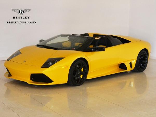 2008 Lamborghini Murcielago Lp640 Roadster Rolls Royce Motor Cars