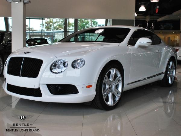 2013 Bentley Continental Gt V8 Rolls Royce Motor Cars Long Island