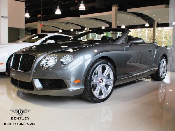 2013 Bentley Continental GT V8 Convertible - Rolls-Royce Motor Cars ...